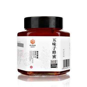 北京同仁堂臻品五味子蜂蜜350g/瓶