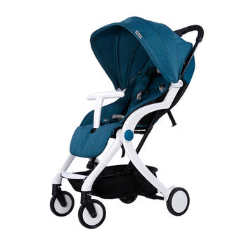 Pouch智能早教婴儿推车可坐可躺S350