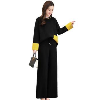 落雁莎2018年春季时尚气质套装