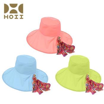 旗舰店正品 台湾hoii法式圆筒帽