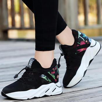 春季女鞋跑步鞋学生运动鞋慢跑鞋