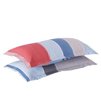 欧朵思磨毛棉枕头套 多色可选