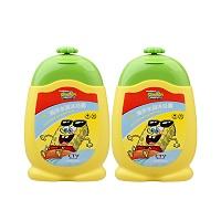 美国•海绵宝宝 (SpongeBob)海洋水润沐浴露200g*2个