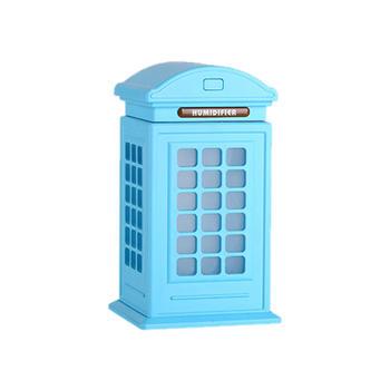 牙小白生活家电 电话亭式加湿器家用迷你香薰加湿