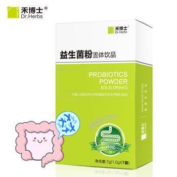 禾博士 益生菌粉7袋装 守护肠胃