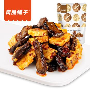 良品铺子香菇豆腐干180g