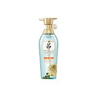 吕花茶清漾凝润保湿洗发水(油性头发) 400ml