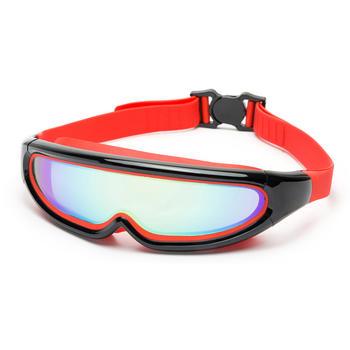 热浪 专业平光防水防雾游泳眼镜