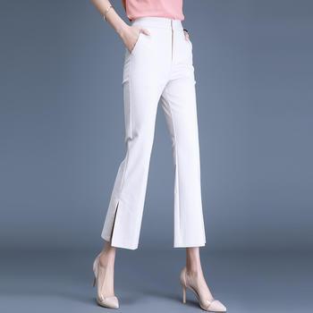 新款裤女九分裤女装女裤DC2238