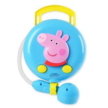 小猪佩奇宝宝洗澡花洒玩水玩具