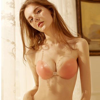 LWQGL硅胶隐形文胸性感无带内衣
