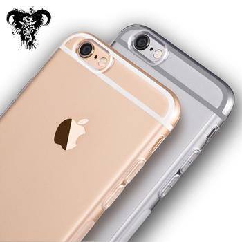魔胄 苹果iphone6s/7/8软透明手机壳