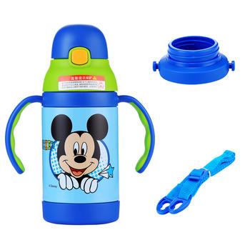 迪士尼带吸管保温杯300ml