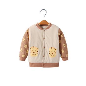 舒贝怡 1-4岁儿童秋冬薄棉外套