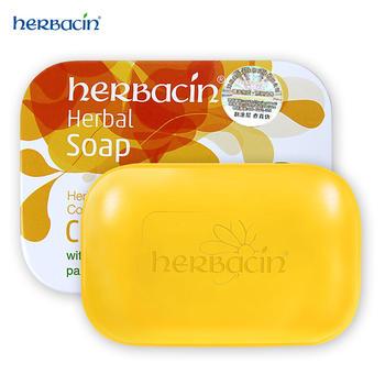 贺本清 柠檬香净柔洁肤皂洁面皂