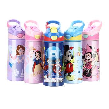 迪士尼儿童保温杯幼儿园学生水杯