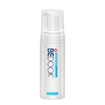 比度克祛痘氨基酸洗面奶补水温和泡沫慕斯洁面乳