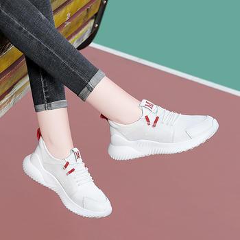 运动鞋跑步鞋新款秋冬季女鞋