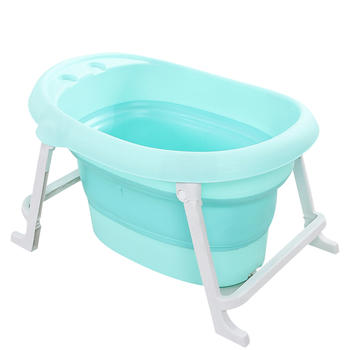 加大号宝宝沐浴折叠浴盆浴桶