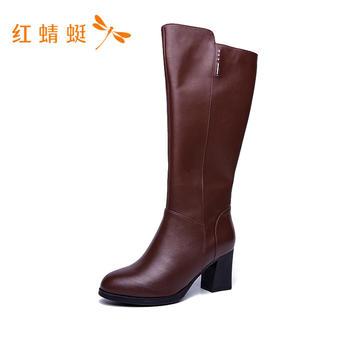 红蜻蜓女靴冬季新款C723022