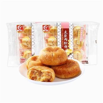 友臣 肉松饼208g×2袋