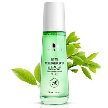 绿茶祛痘净透爽肤水120ml
