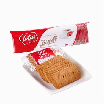 和情 比利时进口焦糖饼干312.5g