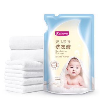 开丽 婴儿洗衣液亲肤植物配方 500ml/袋