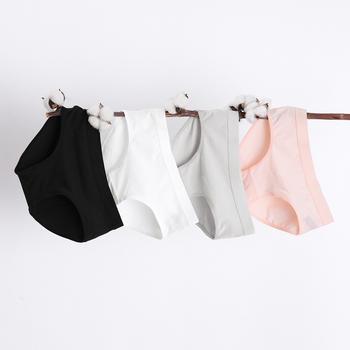 啵啵純3條裝純棉透氣提臀三角褲