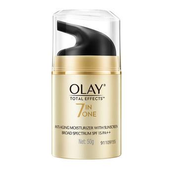 玉兰油Olay多效修护防晒霜50g SPF15/PA++