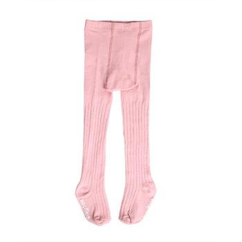 意嬰堡經典條紋全棉連褲襪