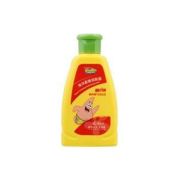 海绵宝宝海洋柔嫩润肤露/儿童身体乳100g