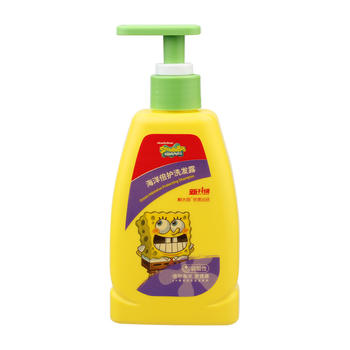 海绵宝宝海洋倍护儿童洗发露/洗发水200g限期20.10特价