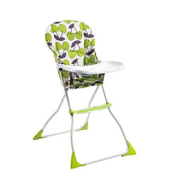 HD小龙哈彼儿童餐椅靠背椅可折叠