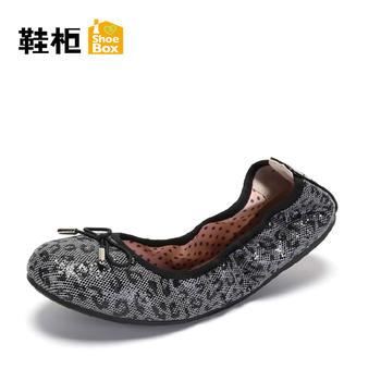 达芙妮旗下平底单鞋女1117101207
