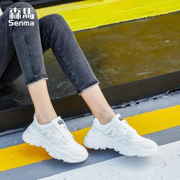 森马女2019春季新款运动鞋跑鞋