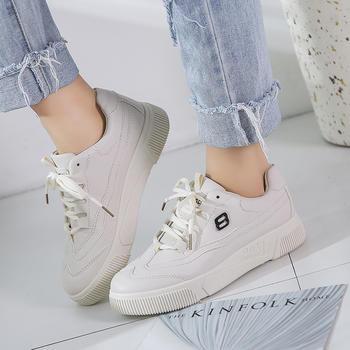 慕沫春季新款女鞋学生系带小?#20180;? original=