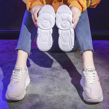 Tatyana厚底休?#24615;?#21160;鞋小熊鞋