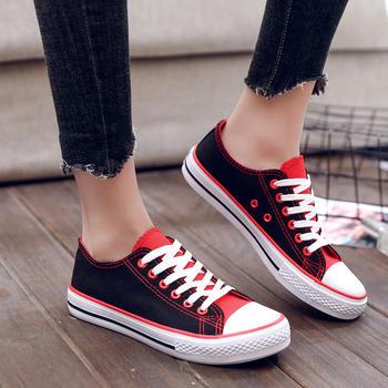 佑黛女鞋新款韩版ins超火帆?#22841;?#22899;