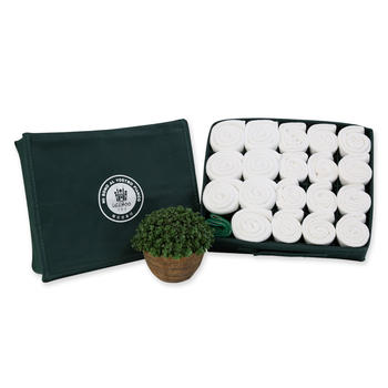 意嬰堡19條組合棉尿布禮盒送尿布扣,柔軟吸水