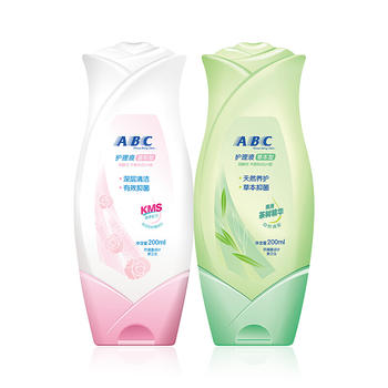 ABC清洗液套装私处女性护理液温和