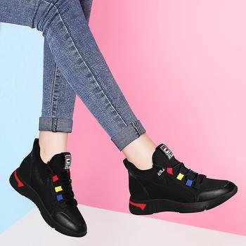 冬季新款运动鞋女鞋韩版时尚女鞋