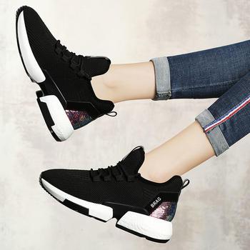 女春季网红女鞋款百搭超火运动鞋