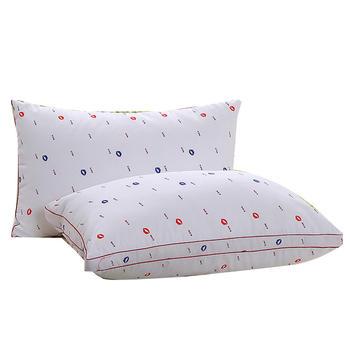 苏娜国际(SUNA)枕头羽丝绒枕芯一对装枕头学生枕