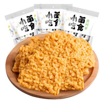 甘源牌 咸蛋黄锅巴188g*3袋 小包装休闲零食