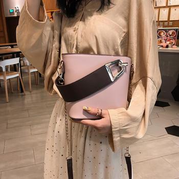 雅诗罗韩版时尚撞色女包潮流百搭手提单肩包包