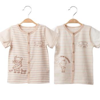 谷斐尔 GOPHER 短T恤纯棉轻薄透气夏日宝宝婴儿儿童上衣