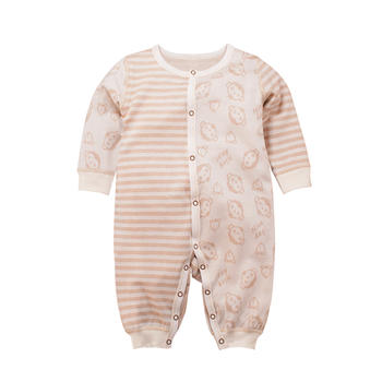 谷斐尔 GOPHER 哈衣爬服纯棉宝宝婴儿幼儿连体衣
