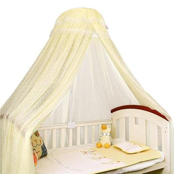 意嬰堡全圍式嬰兒床蚊帳  加密網眼