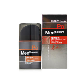 曼秀雷敦(Mentholatum)多效活肤面霜 50ml